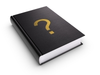 Question-mark-on-book
